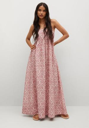 Dress korfu - natural