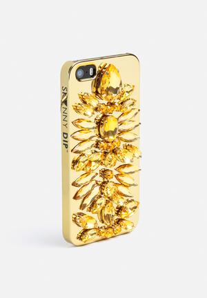 Amber Bling iPhone Cover