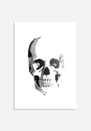 The Aestate Skull Art