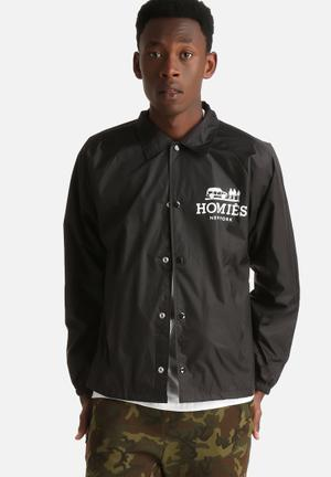 Norman Harrington jacket