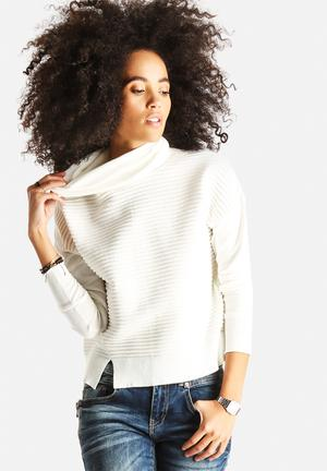 Focus Roll Neck Sweater