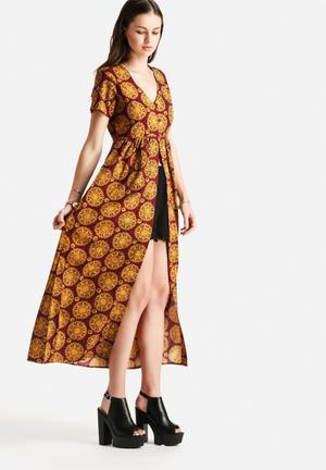 Levana Over Dress