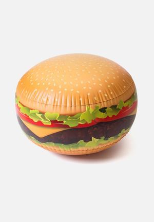 Burger Inflatable Ball