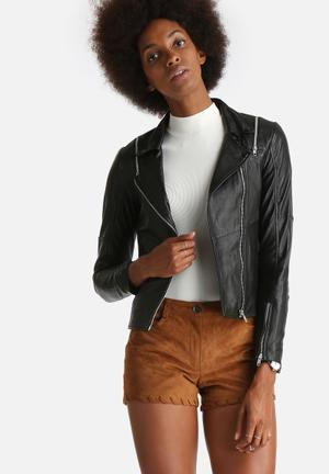 Beina Leather Jacket