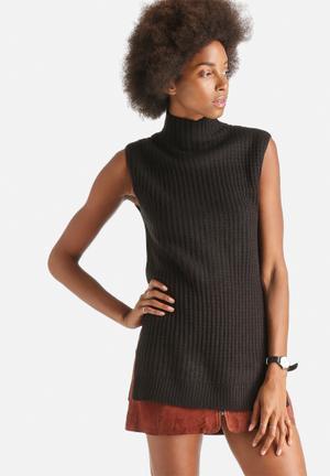 Vogue Highneck Knit