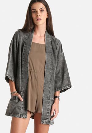 Hint Denim Kimono