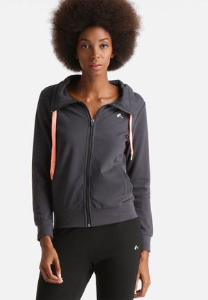 Grace Zip Sweat