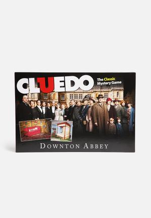 Hasbro Cluedo - Downton Abbey Games & Puzzles