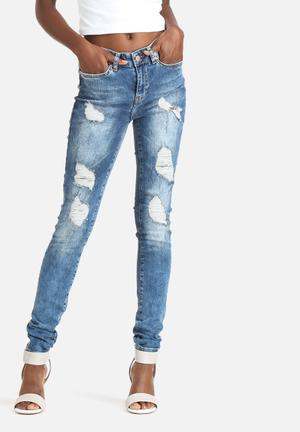 Lucy Super Slim Jeans