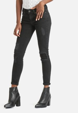 Roberta Cropped Jeans