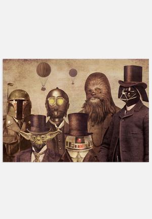 Terry Fan Victorian Wars 1 Art