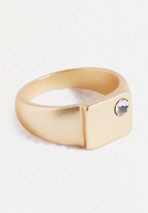 Vero Moda Freja Ring Jewellery Gold