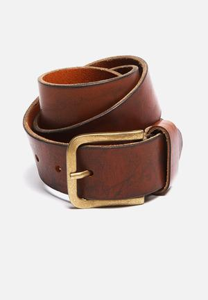 James Leather Belt