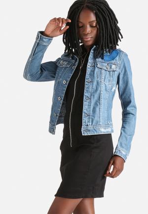 Occotis Slim Tailored Jacket