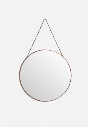 Arkivio Circular Mirror Accessories