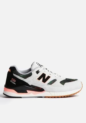 New Balance  WL530MON Sneakers Grey
