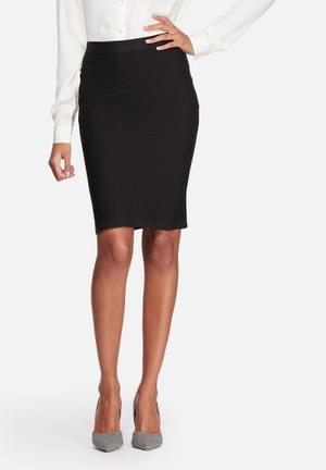 Pilar Seamless Knee Skirt