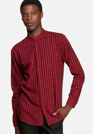 Alan slim fit shirt