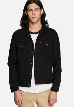 Levi's® The Trucker Jacket Black