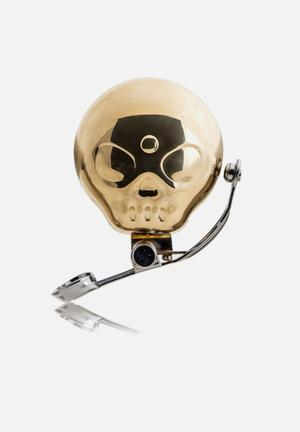 Suck UK Skull Bike Bell Gifting & Stationery Metal