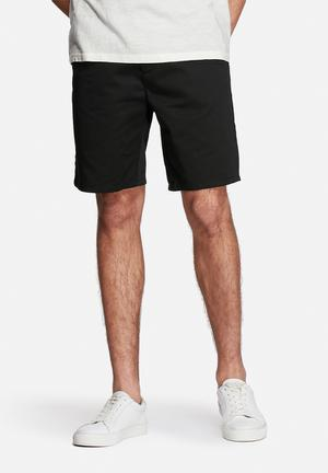 ADPT. Anton Chino Shorts Black