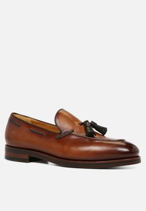 ALDO Pallini Slip-ons And Loafers Cognac