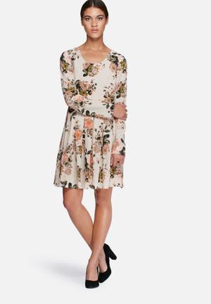 Flourish spring dress