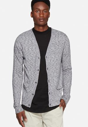 Only & Sons Easton Cardigan Knitwear Navy