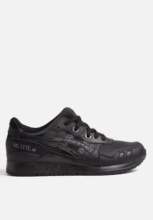 Asics Tiger Gel-Lyte III Sneakers Black / Black