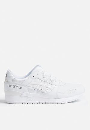 Asics Tiger Gel-Lyte III Sneakers White / White