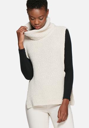 Kirk polo neck knit