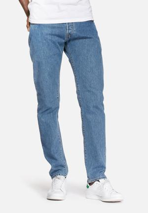 Buccaneer tapered fit jeans