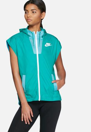 Nike Tech Hypermesh Vest Hoodies, Sweats & Jackets Blue