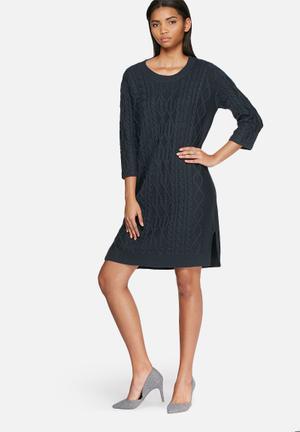 Claire knit dress