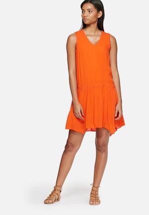 Crinkla dress