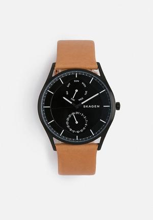 Skagen Holst Watches Brown