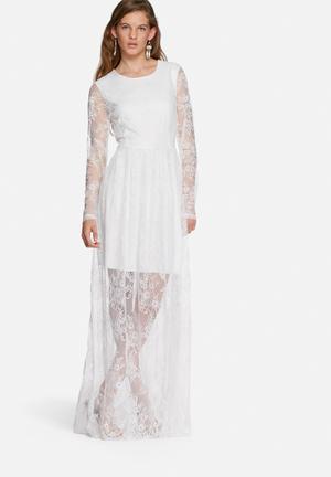 Nanz lace dress