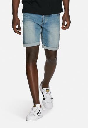 Blend Denim Shorts 98% Cotton 2% Elastane