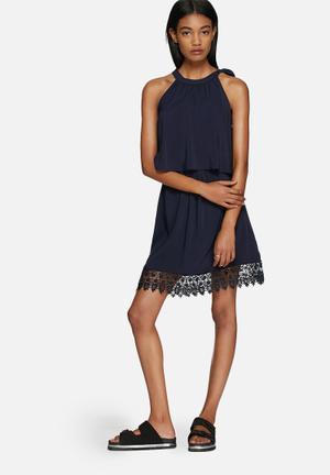 Audrey mina dress