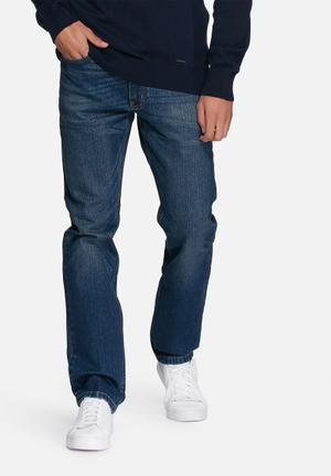 Lee  Detroit Slim Tapered Jeans Blue
