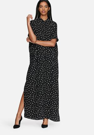 Spottes long dress