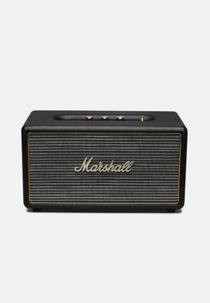 Marshall Stanmore Bluetooth Audio Black