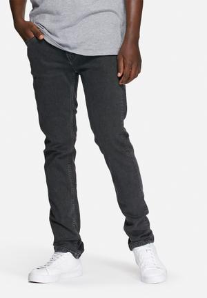 ADPT. Slim Jeans  Black
