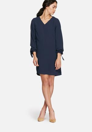 Vero Moda Kiki Dress Formal Navy