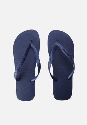Havaianas Men's Top Sandals & Flip Flops Navy