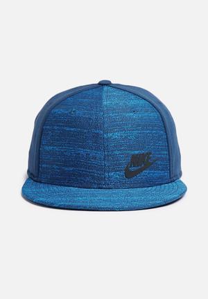 Nike Nike Tech Pack True Headwear Blue