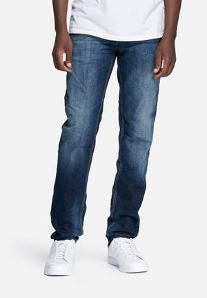 Jack & Jones Tim Original Fit Jeans Blue