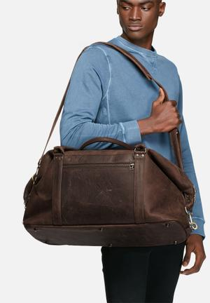 The Franklin duffel
