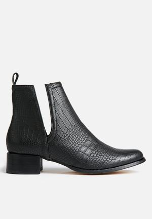 Therapy Nirvana Boots Black