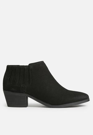 Therapy Austin Boots Black